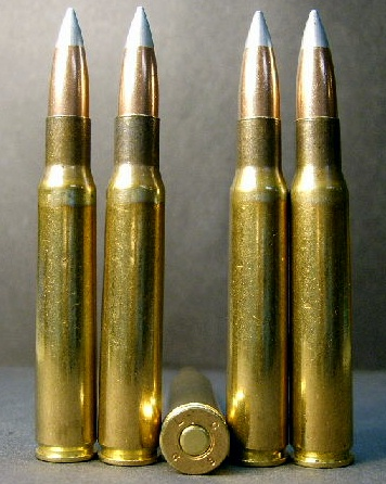 .30-06 cal. Lake City 155gr. M-14 A.P.I. Ammo (20ct.)
